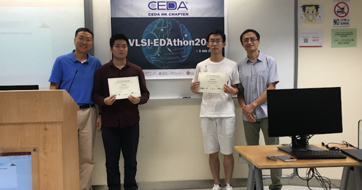 HK Chapter isvlsi-edathon 2018