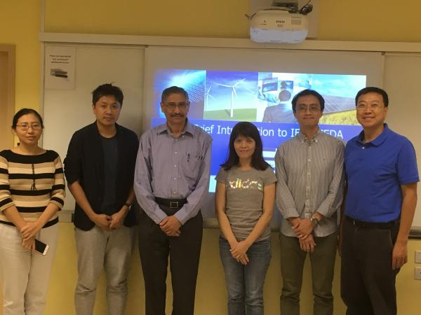 Hong Kong Chapter Visit OCT2017