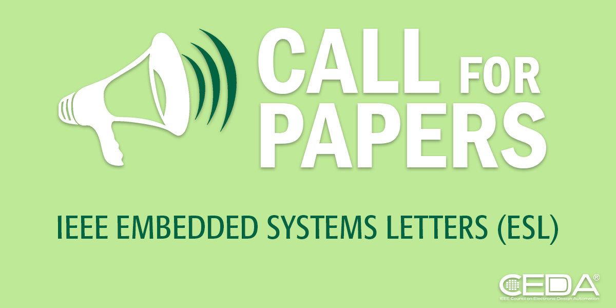 call for papers esl